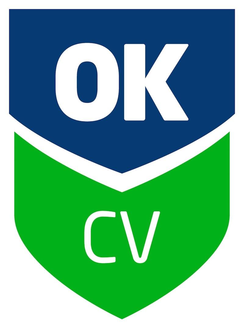 Logo OK-CV keurmerk
